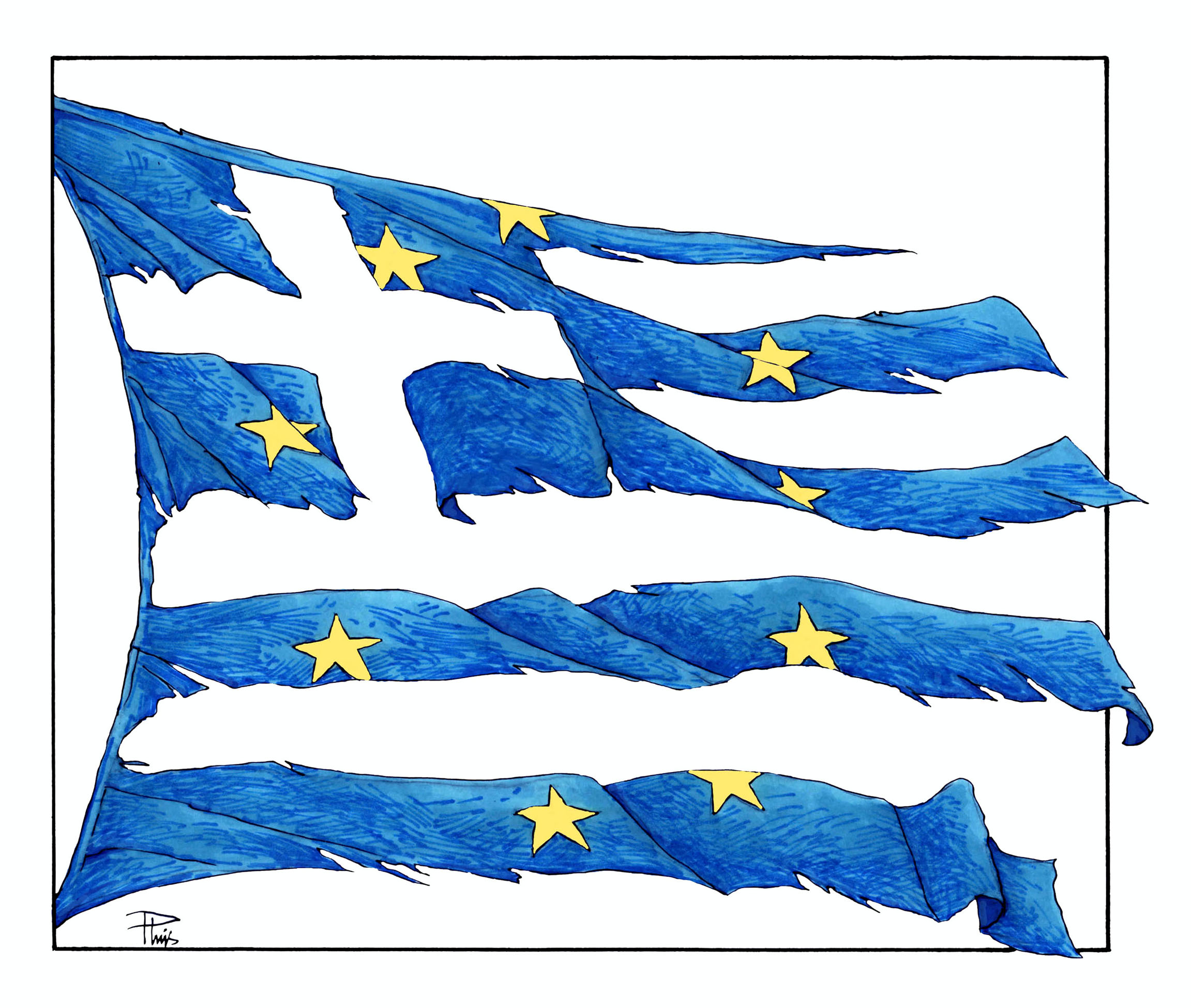cartoon Greece 1  kopie