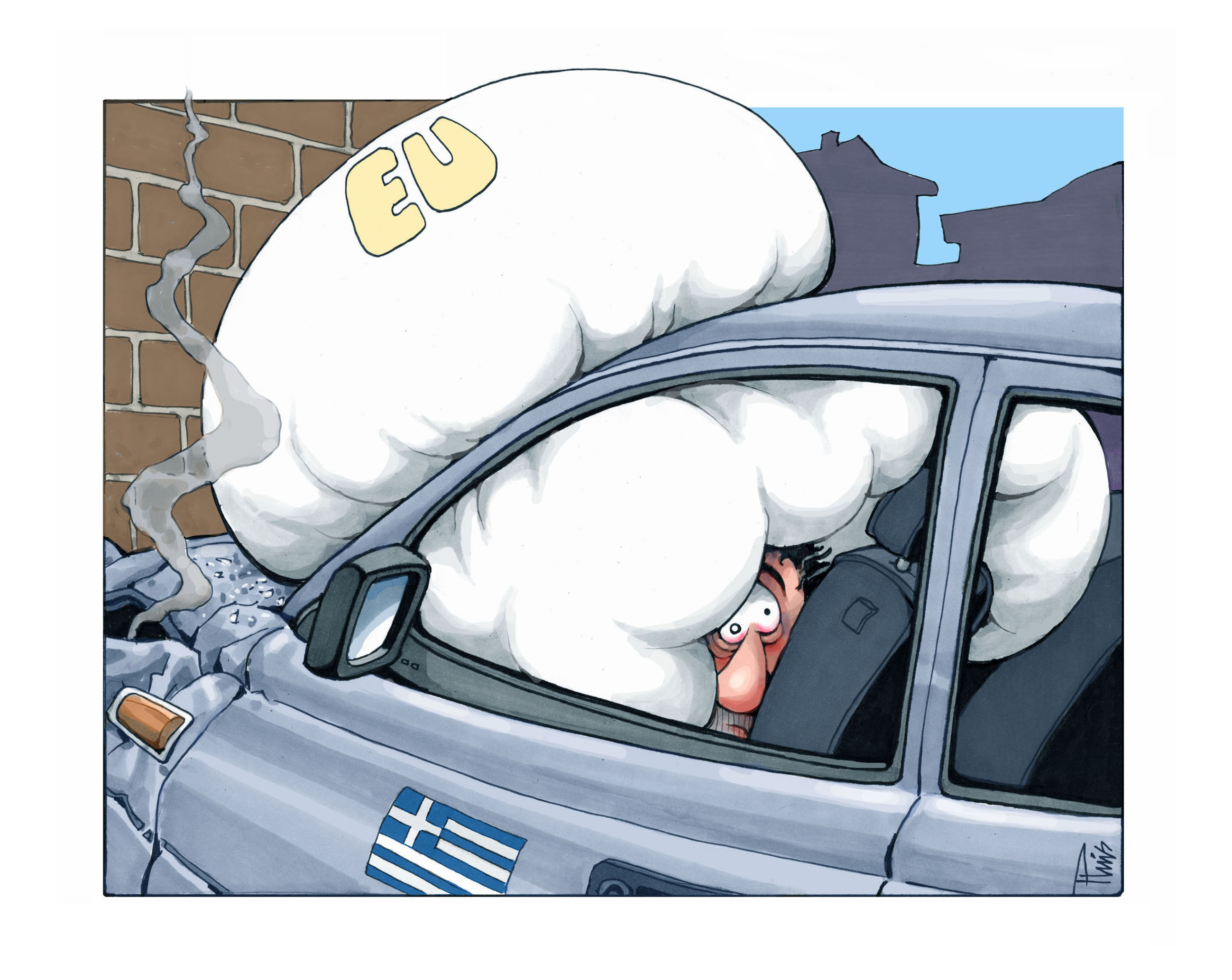 cartoon Greece 2  kopie