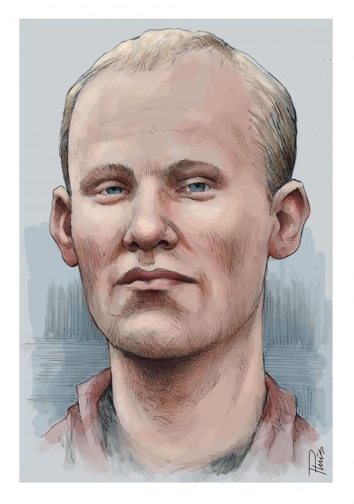 portret Volkert vdG